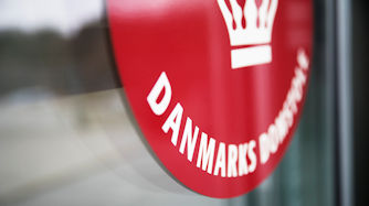 Logo of the Danish Court